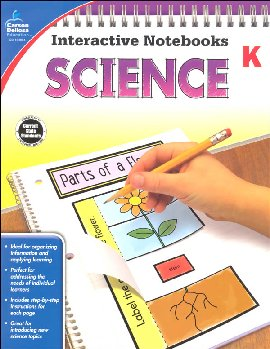 Interactive Notebooks: Science - Kindergarten