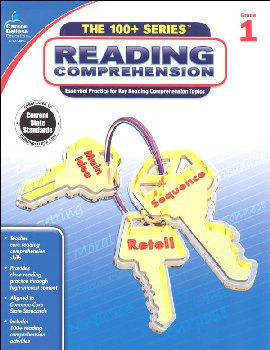 Reading Comprehension - Grade 1 (100+ Series)