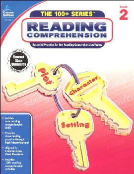 Reading Comprehension - Grade 2 (100+ Series)