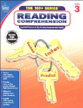 Reading Comprehension - Grade 3 (100+ Series)