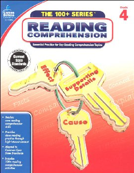 Reading Comprehension - Grade 4 (100+ Series)