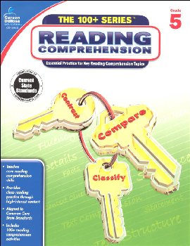Reading Comprehension - Grade 5 (100+ Series)