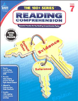 Reading Comprehension - Grade 7 (100+ Series)