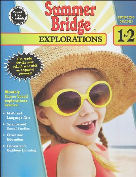 Summer Bridge Explorations: Grade 1-2