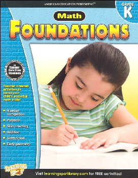 Math Foundations Grade K