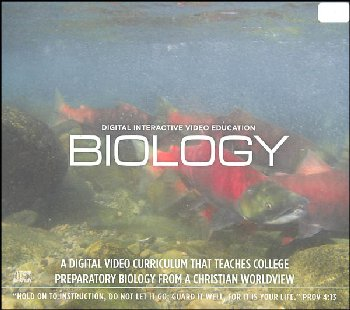 DIVE Biology Lecture and Lab CD-ROM