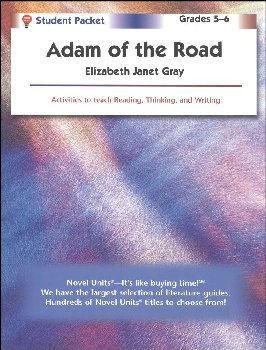 Adam of the Road Student Pack