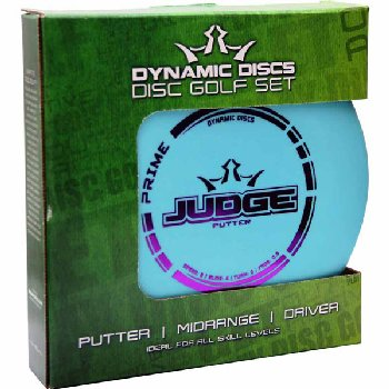 Dynamic Disc Golf Starter Set (3 Discs)