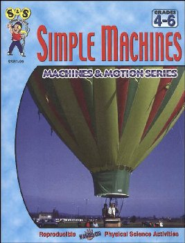 Simple Machines Gr. 4-6 (Machines & Motion)
