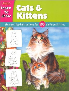 Cats & Kittens (Learn to Draw)