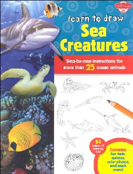 Sea Creatures (Learn to Draw)