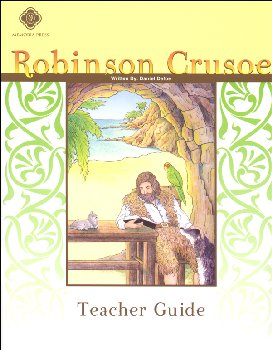 Robinson Crusoe Literature Teacher Guide