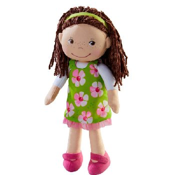 "Coco - 12"" Cloth Doll (Lilli and Friends)"