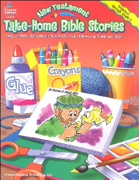 New Testament Take-Home Bible Stories