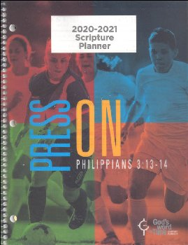 Student Scripture Planner ESV Large Elementary & Middle School August 2019 - July 2020