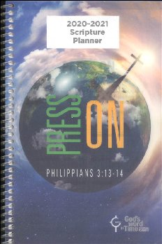 Student Scripture Planner ESV Small Secondary August 2019 - July 2020