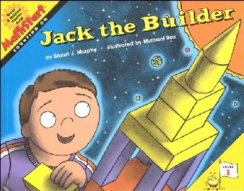 Jack the Builder (MathStart Level 1)