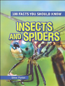 100 Facts You Should Know Insects and Spiders