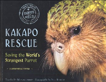 Kakapo Rescue (Scientists in the Field)