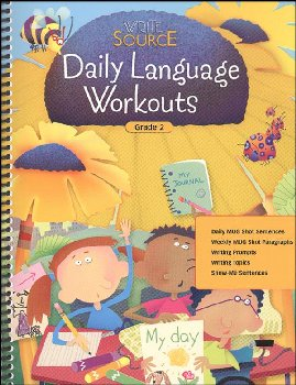 Write Source (2006 ed) Daily Language Gr 2