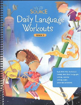 Write Source (2006 ed) Daily Language Gr 5
