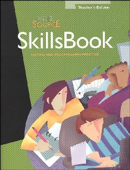 Write Source Skillsbook Teacher Edition Grade 12 (2007)