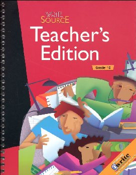 Write Source (2009) Teacher Ed Grade 10