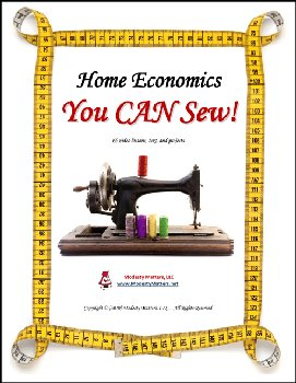 Home Economics: You Can Sew!