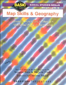 Basic, Not Boring: Map Skills and Geography Grades 4-5