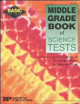 Basic, Not Boring: Science Tests for Grades 6-8+