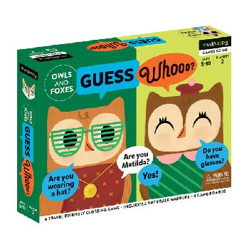 Guess Whooo? Owls and Foxes Game
