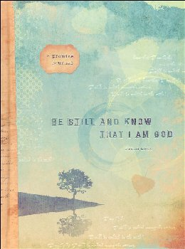 Be Still and Know That I Am God Promise Journal