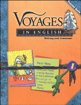Voyages in English 2006 Grade 1 Teacher