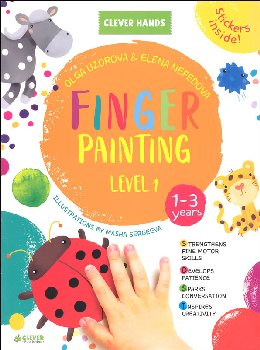 Clever Hands Finger Painting Level 1
