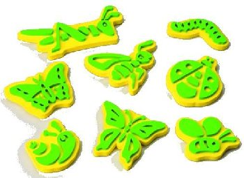 Bug Stampers Jumbo Ink Stamper