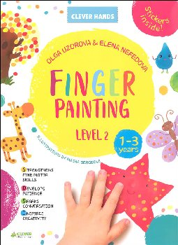 Clever Hands Finger Painting Level 2
