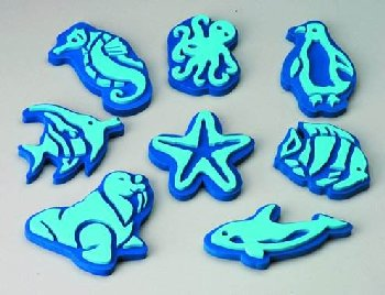 Sea Life Stampers Jumbo Ink Stamper