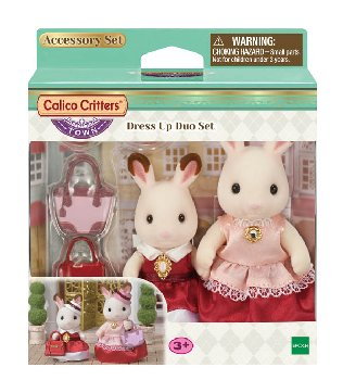 Dress Up Duo Set (Calico Critters)