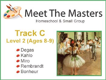 Meet the Masters @ Home Track C ages 8-9