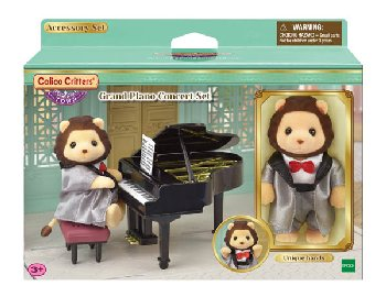 Grand Piano Concert Set (Calico Critters)