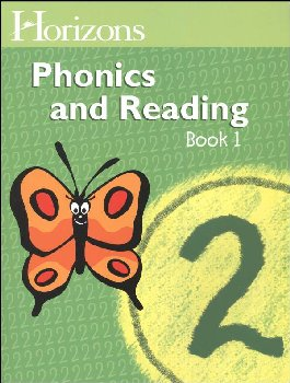 Horizons Phonics & Reading 2 Student Book 1