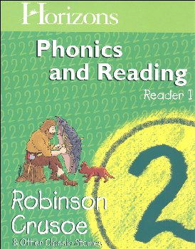 Horizons Phonics and Reading 2 Student Reader 1