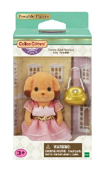 Laura Toy Poodle (Calico Critters Town Girl Series)