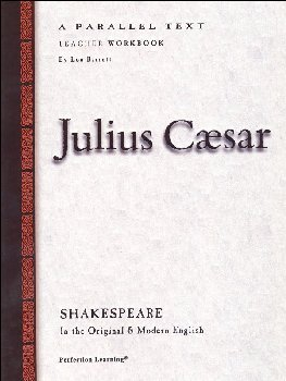 Julius Caesar-Shakespeare Wkbk Teacher Ed.