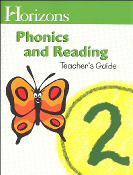 Horizons Phonics and Reading 2 Teacher's Guide