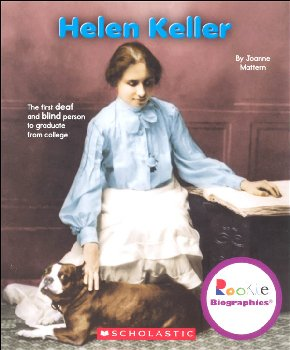 Helen Keller (Rookie Biography)