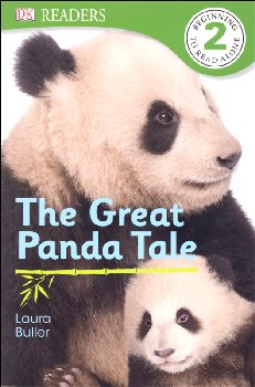 Great Panda Tale (DK Reader Level 2)