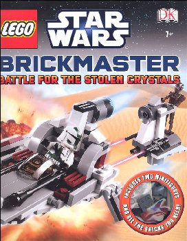 LEGO Star Wars Battle for the Stolen Crystals: Brickmaster