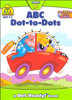 ABC Dot-to-Dot Get Ready! Workbook