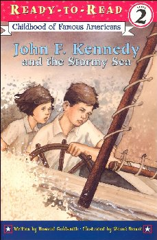 John F. Kennedy & the Stormy Sea (RTR SOFA)